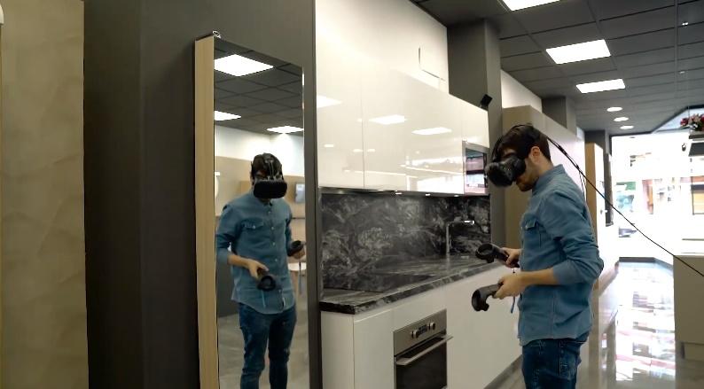 Diseños con Realidad Virtual