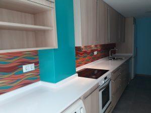 Electrodomésticos en la cocina y como decorar con ellos